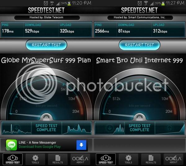 Globe Telecom vs Smart Bro
