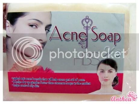 Acne Soap X-3