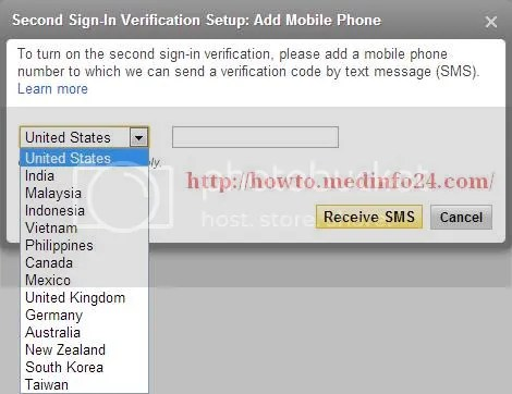 Protect Yahoo Mail See How To Enable Two Step Verification
