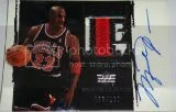 2003-04 Exquisite Michael Jordan Auto