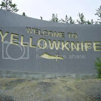 Wander in: Yellowknife