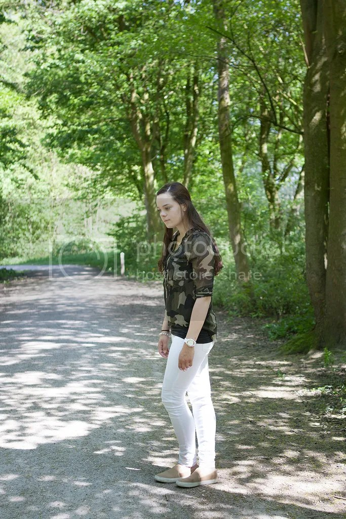 Outfit, OOTD, Lief klein geluk, camouflage, army blouse, blouse, mostwantednl, Most Wanted, Ray-ban, Tommy Hilfiger, Esprit, Marc O'polo, fashion, lifestyle, Juliette Danique