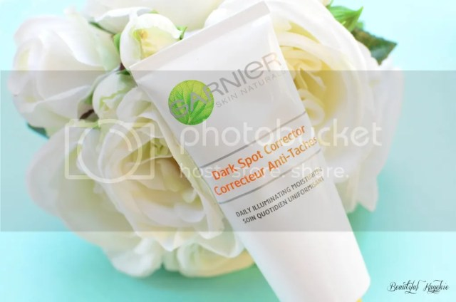 Garnier Dark Spot Corrector Four Week Trial