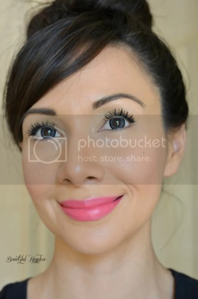 MAC Studio Fix Fluid NC40 GEO Angel Grey Lens Ulta3 Harem Pink