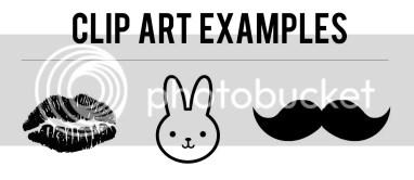 Clip art examples