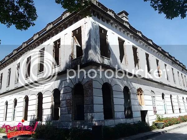 Baguio Tour - Diplomat Hotel Ruins