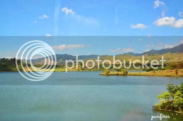 Canili Diayo Dam Reservoir Picture