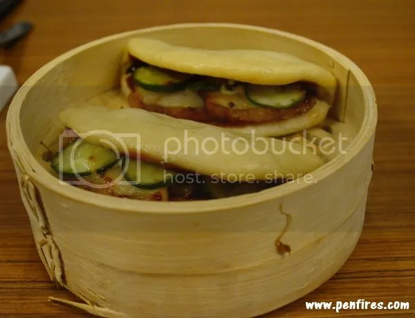 Char Sui Pork Belly in Homemade buns