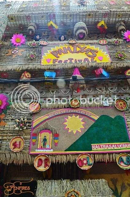 House display Lucban Pahiyas