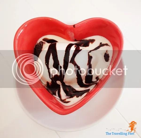 Warm Brownie Cup Phoebe's Cupcakery