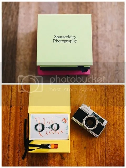 Shutterfairy Box of Printed Pictures