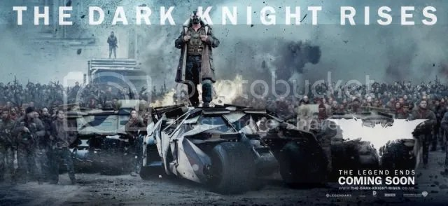 The Dark Knight Rises Wallpaper and Posters