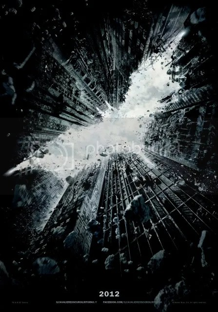 The Dark Knight Rises Posters