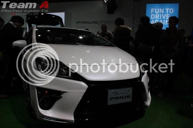 G's Prius