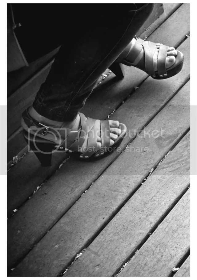 Shoes Street Photography