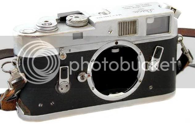 Garry Winogrand Leica M4