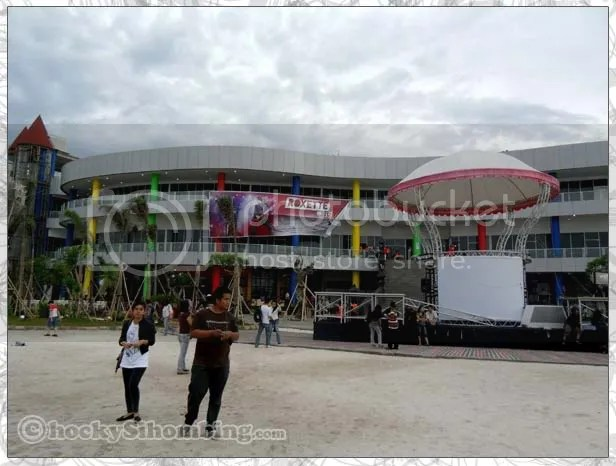 Mata Elang International Stadium, Ancol