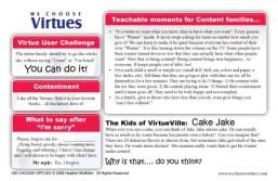We Choose Virtues Review