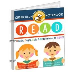 READ Curriculum Notebook