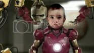 Video Bayi Lucu - Bayi IRONMAN