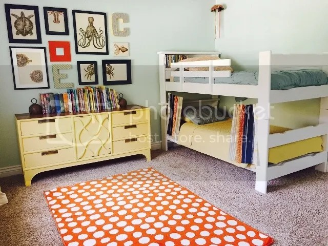 Bunk bed and kids bedroom ideas