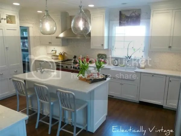 Eclectically Vintage Kitchen Remodel