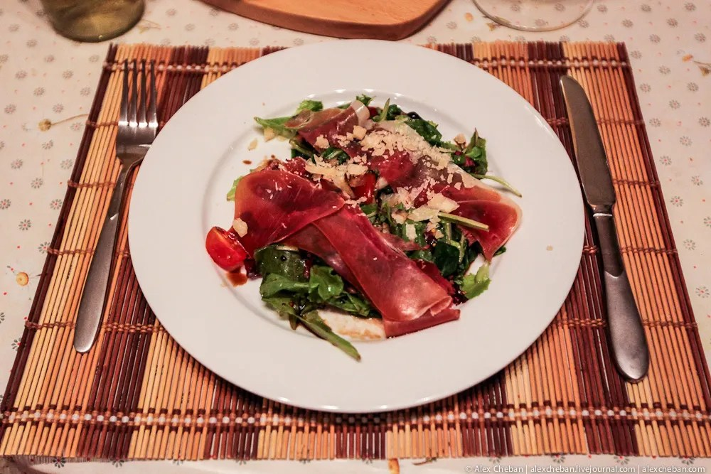 Рецепты салатов которые готовят в ресторанах