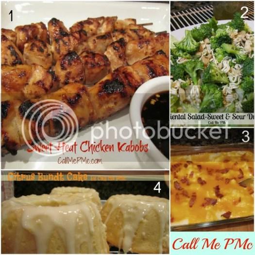 Swet Heat Chicken Dinner Menu!