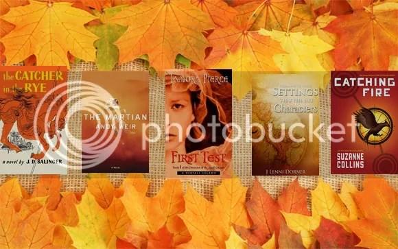 #TackleTBR blog of @JLenniDorner Fall Autumn book covers