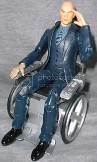 Professor Charles Xavier of the X-men