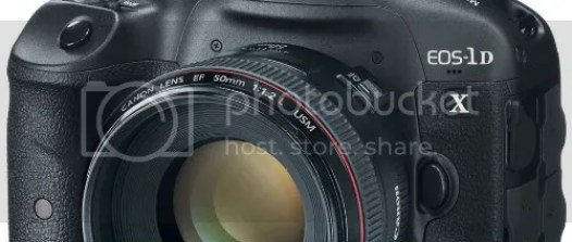 New Canon EOS-1D X Firmware Released