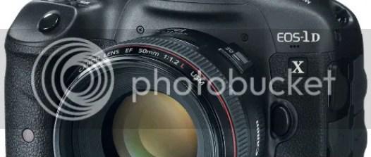 Canon EOS-1S High Megapixel DSLR