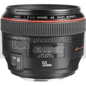 50mm f/1.2L