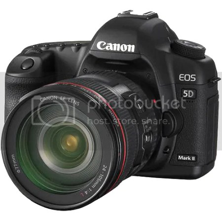 EOS 5D Mark III and EOS 5D Mark II deals
