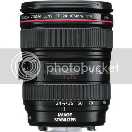 EF 24-105mm f/4L IS
