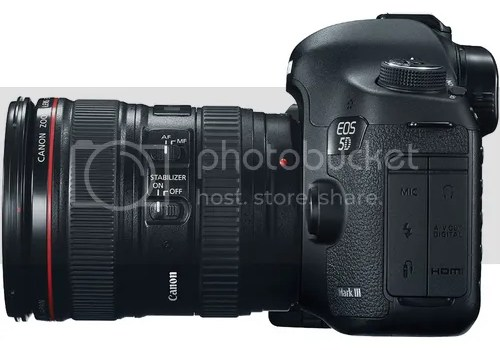 Another Crazy Canon EOS 5D Mark III Deal ($2886)