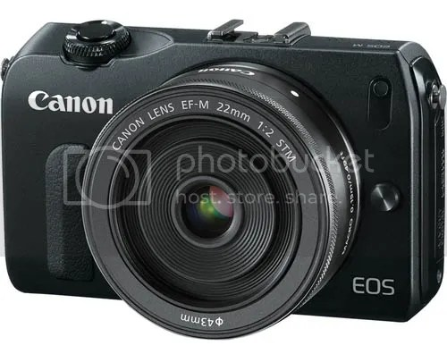 Canon EOS M Shipping News And Video Review
