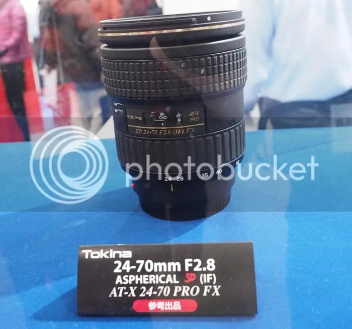 Tokina AT-X PRO 24–70mm