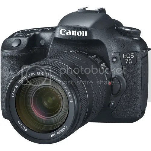 US Deal: Canon EOS 7D For $1077