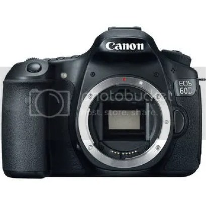 Refurbished Canon EOS 60D For $699