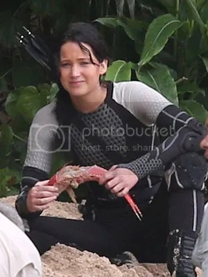 The Hunger Games: Catching Fire Photo Set Hawaii