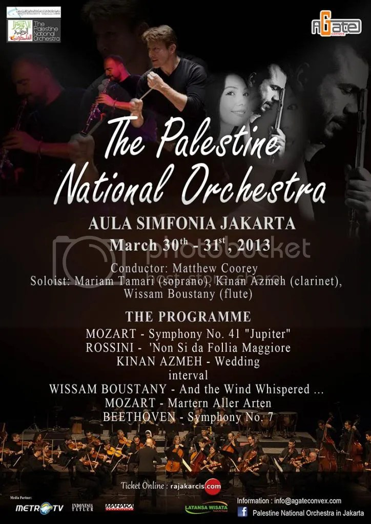 The Palestine National Orchestra
