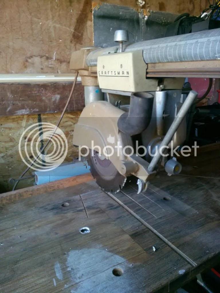 Large Of Craftsman Radial Arm Saw Recall