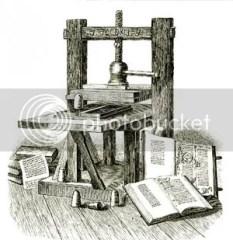 Mesin cetak Gutenberg