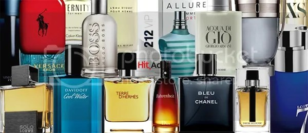 Designer Perfumes For Him And Her