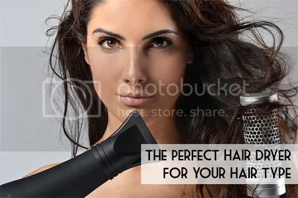 The Perfect Hair Dryer For Your Hair Type