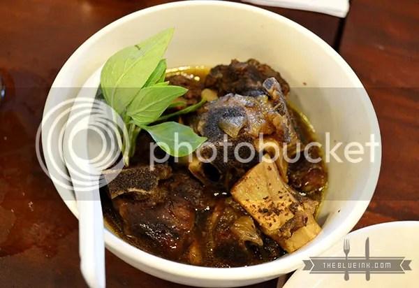 Suon Kho Man - Enjoy Sumptuous Food At Rau Ram (Saigon) Vietnamese Cafe In Bacolod City