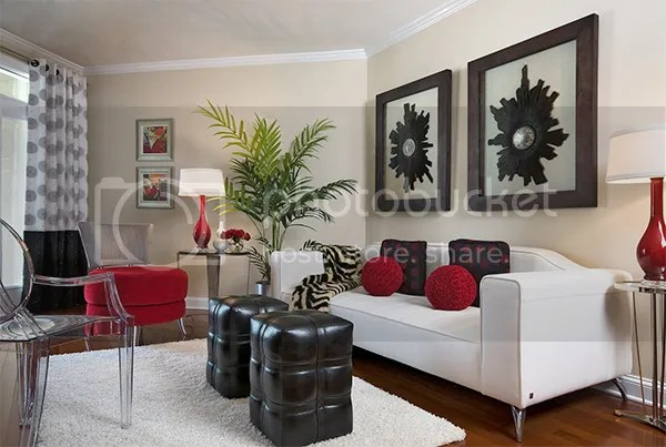 Carefully Decorating Your Living Room