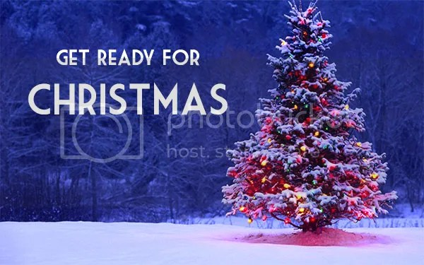 Get Ready For Christmas