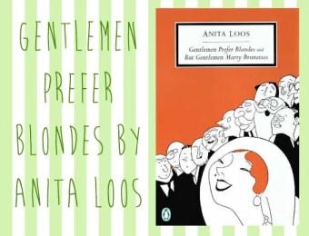 Gentlemen Prefer Blondes, Anita Loos | Vintage Frills